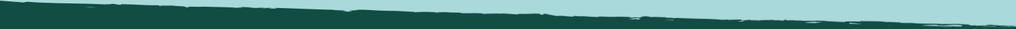 Section edge texture with light blue on top and dark green on bottom